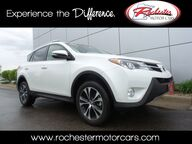 2015 Toyota RAV4 Limited AWD Navigation Backup Cam Sunroof Bluetooth USB Rochester MN