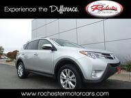 2013 Toyota RAV4 Limited AWD Leather Sunroof Backup Cam Bluetooth Rochester MN