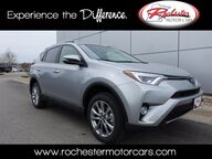 2017 Toyota RAV4 Hybrid Limited Nav Bluetooth Backup Cam Sunroof Heated Seats Rochester MN