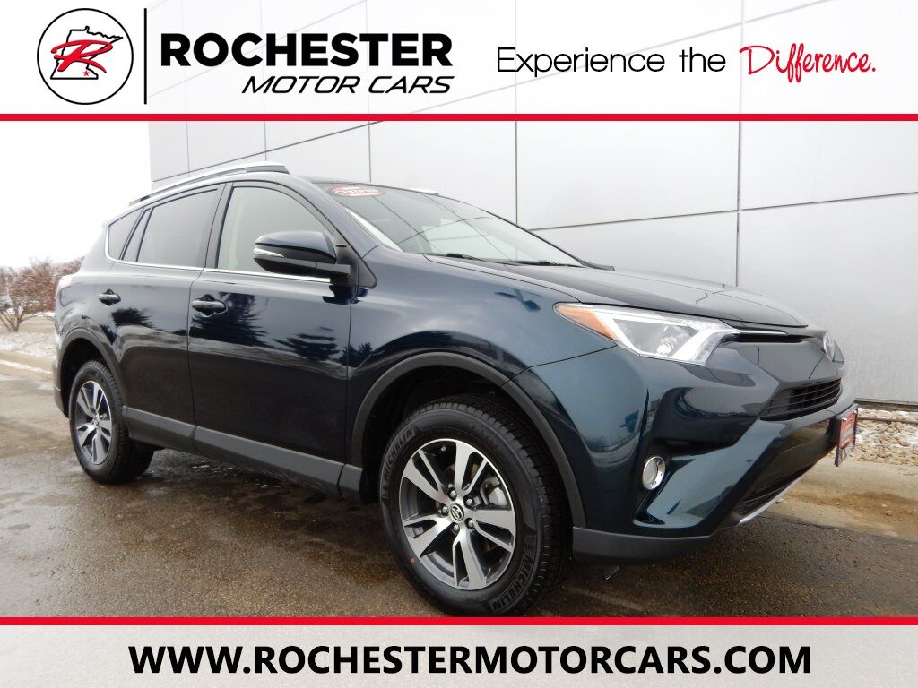 2017 toyota rav4 xle bluetooth backup camera sunroof se rochester mn 15472452. Black Bedroom Furniture Sets. Home Design Ideas