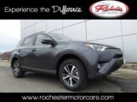 2017 Toyota RAV4 XLE Bluetooth Backup Cam Sunroof USB AUX Rochester MN