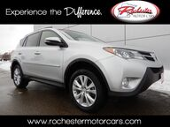 2013 Toyota RAV4 Limited Bluetooth Backup Cam Sunroof Heated Seats USB AUX Rochester MN