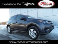 2015 Toyota RAV4 LE FWD Bluetooth Backup Cam USB AUX Rochester MN