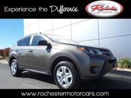 2014 Toyota RAV4 LE Back Up Camera Bluetooth Rochester MN