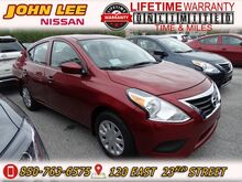 2017 Nissan Versa 1.6 S Plus Panama City FL