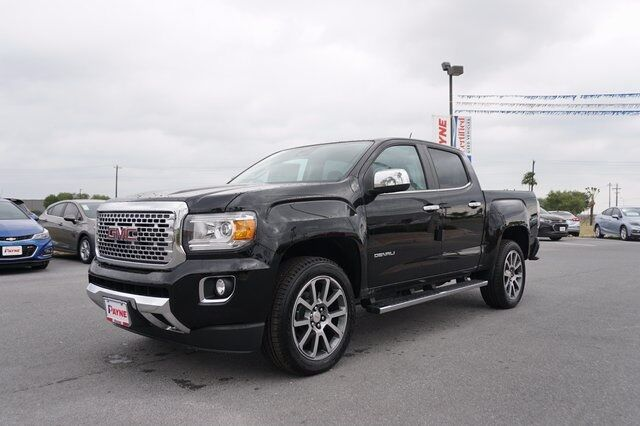 2017 gmc canyon denali weslaco tx 18366065 for Ed payne motors mission