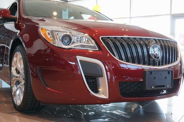 2017 Buick Regal Gs Weslaco Tx 15352145