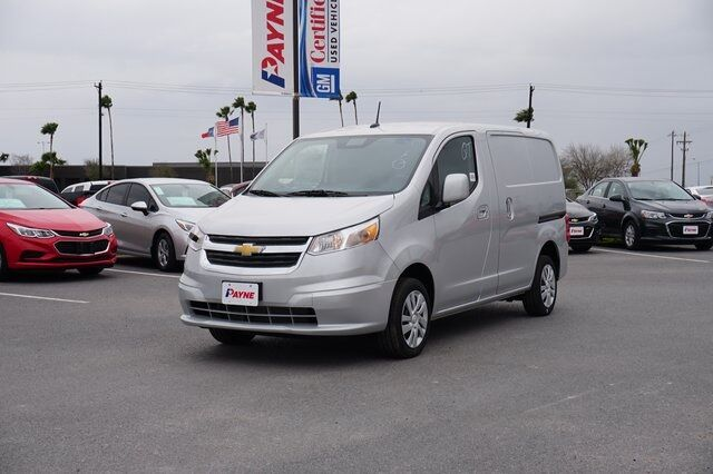 2017 Chevrolet City Express 1lt Weslaco Tx 16800218