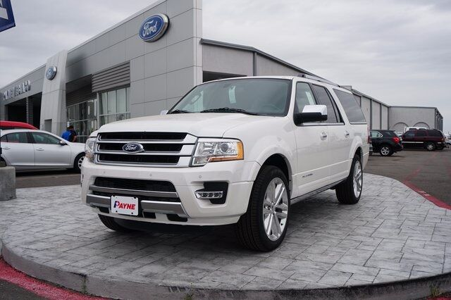 2017 Ford Expedition El Platinum Weslaco Tx 16121041