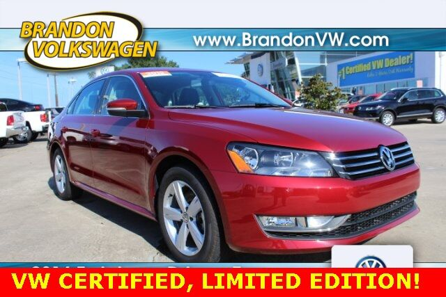 2015 volkswagen passat 1 8t limited edition tampa fl 15029181. Black Bedroom Furniture Sets. Home Design Ideas