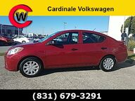 2013 Nissan Versa 1.6 S Seaside CA