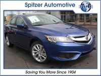 Acura ILX with AcuraWatch Plus 2016