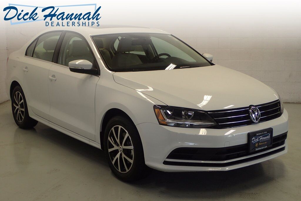 2017 volkswagen jetta 1 4t se portland or 14729939. Black Bedroom Furniture Sets. Home Design Ideas