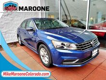 2017 Volkswagen Passat 1.8T S Colorado Springs CO