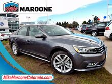 2017 Volkswagen Passat 1.8T SEL Premium Colorado Springs CO