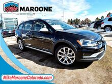 2017 Volkswagen Golf Alltrack TSI SEL Colorado Springs CO
