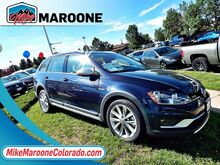 2017 Volkswagen Golf Alltrack TSI SE Colorado Springs CO
