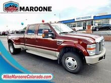 2008 Ford F-350SD King Ranch Colorado Springs CO
