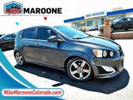 2013 Chevrolet Sonic RS Colorado Springs CO