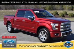 2015 Ford F-150 !LOADED LOW MILEAGE PLATINUM 4X4-ONLY 9K MILES! Stafford VA