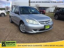 2005 Honda Civic LX Stafford VA