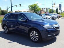 2015 Acura MDX SH-AWD with Technology Package Wexford PA