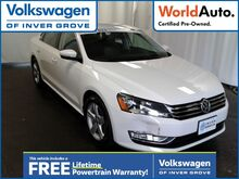 2015 Volkswagen Passat 1.8T Limited Edition Inver Grove Heights MN
