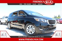 2016 Kia Sedona LX New Port Richey FL