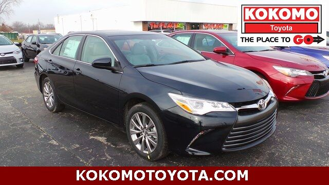 2017 toyota camry xle kokomo in 15027778. Black Bedroom Furniture Sets. Home Design Ideas