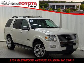 2008 Ford Explorer Limited Raleigh NC