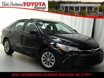 2015 Toyota Camry LE Raleigh NC