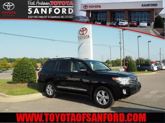 2013 Toyota Land Cruiser Base Raleigh NC