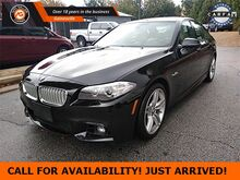 2014 BMW 5 Series 550i Gainesville GA