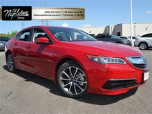 2017 Acura TLX 3.5 V-6 9-AT P-AWS with Technology Package Elmhurst IL