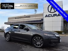 2016 Acura TLX 3.5 V-6 9-AT SH-AWD with Technology Package Elmhurst IL