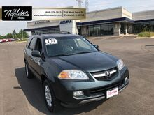 2005 Acura MDX Touring Package with Navigation System and Acura DVD Entertainment System Elmhurst IL