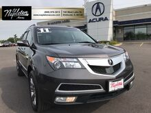 2011 Acura MDX with Advance Package Elmhurst IL