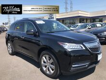 2014 Acura MDX SH-AWD with Advance and Entertainment Packages Elmhurst IL