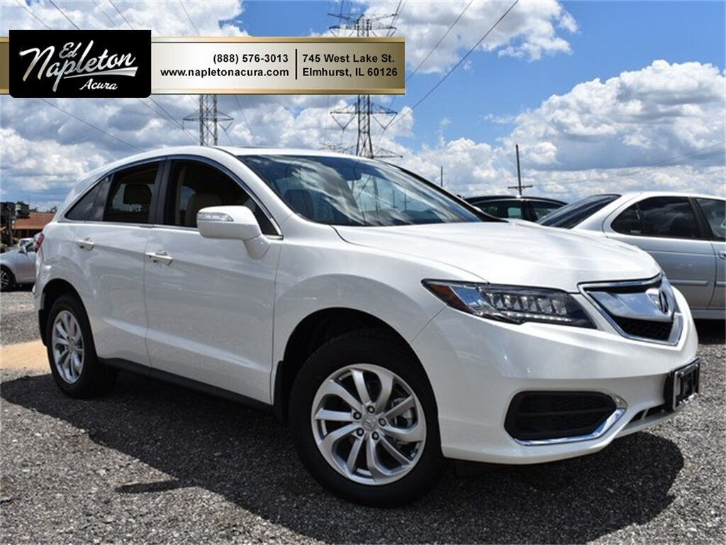 2017 acura rdx awd with technology package elmhurst il. Black Bedroom Furniture Sets. Home Design Ideas