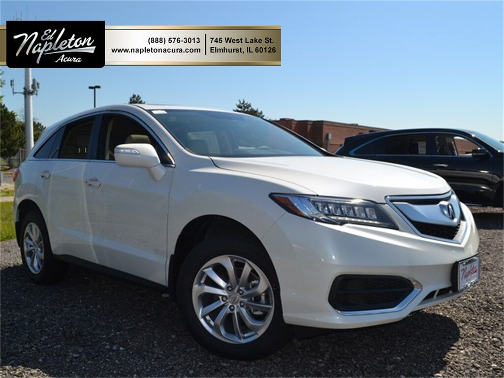 2017 Acura RDX AWD with Technology Package Elmhurst IL 16191668