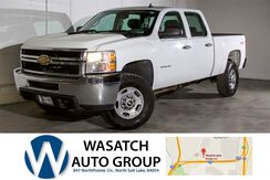 2011 Chevrolet Silverado 2500HD Work Truck North Salt Lake UT