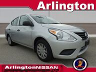 2015 Nissan Versa 1.6 S Plus Arlington Heights IL