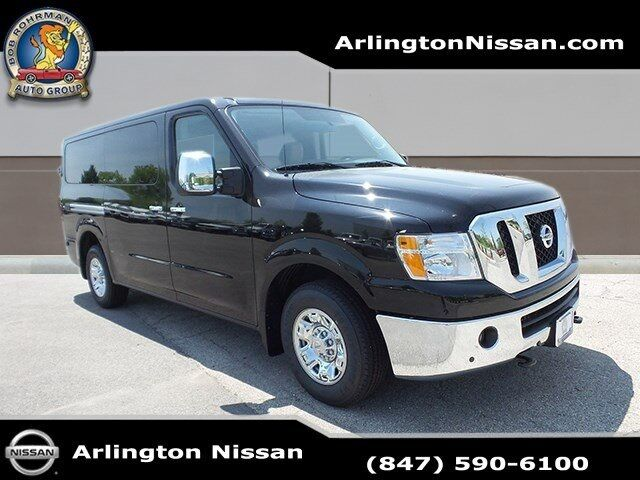 Nissan Dealer In Arlington Heights Il 2016 Nissan NV Passenger SL Arlington Heights IL 13010234