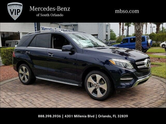 2017 mercedes benz gle 350 suv orlando fl 17434874. Cars Review. Best American Auto & Cars Review