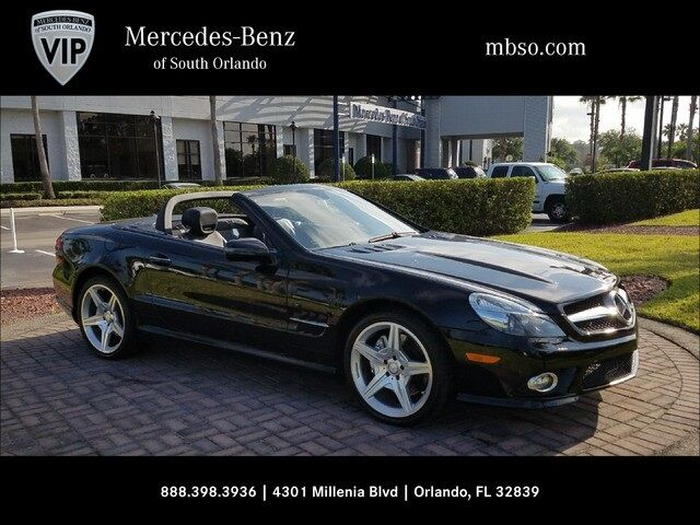 2011 mercedes benz sl class sl 550 cabriolet orlando fl 18010953. Cars Review. Best American Auto & Cars Review