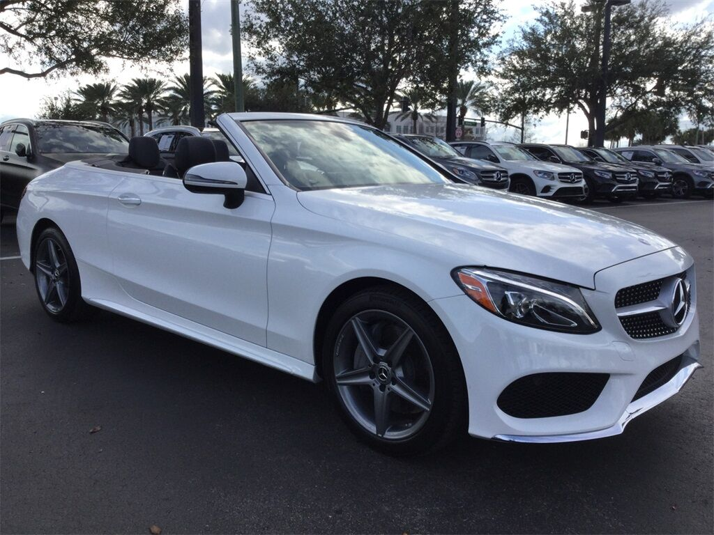 2017 mercedes benz c class c 300 orlando fl 17564249. Cars Review. Best American Auto & Cars Review