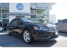 2012 Volkswagen Passat 2.5 SE City of Industry CA