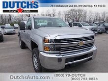 2017 Chevrolet Silverado 3500HD Work Truck Mt. Sterling KY