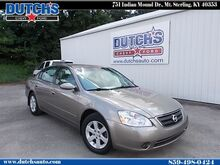 2003 Nissan Altima 2.5 S Mt. Sterling KY