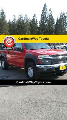 2006 Chevrolet Colorado LT South Lake Tahoe CA